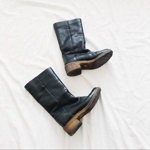Frye | Shearling Winter Boots